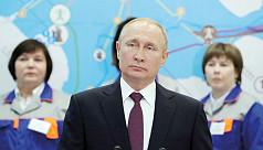 Putin formally suspends INF treaty