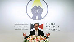 US: Religious freedom in China could...