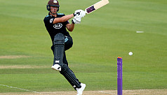 Six sixes in an over as Jacks scores...