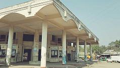 Jamalpur's deserted bus terminal inconveniences...