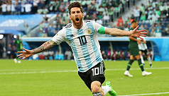 Messi returns for Argentina after ban for Brazil, Uruguay friendlies