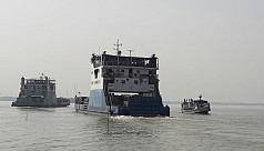 Ferry services resume on Shimulia-Kathalbari route after 8 days