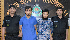 2 suspected Ansarullah men held