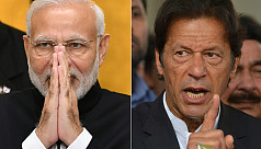 Modi, Imran bask after 'good' Kashmir...