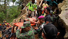 17 bodies found a week after Indonesia...