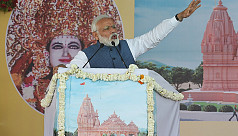Modi chooses Hindu holy city of Varanasi...