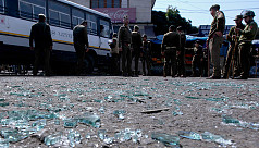 One killed, 17 injured in grenade attack...