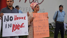 Outrage as 'honour-killing' whistleblower...