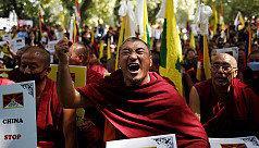 Tibet supporters in India mark 60 years...