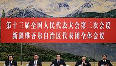 Xinjiang camps will 'gradually'...