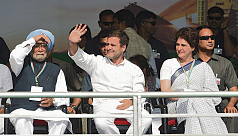 Congress's Gandhi duo launch election...