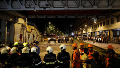 Five dead, 36 injured in foot bridge...
