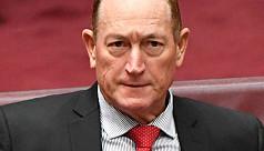 Right-wing Australian Senator Fraser...