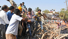 Karnataka building collapse: Toll rises to three, 56 people rescued