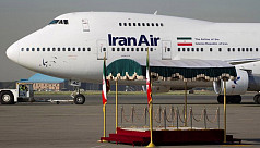 Plane catches fire at Tehran airport;...