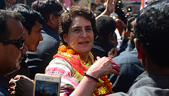 'Priyanka Gandhi hit by WhatsApp privacy breach'