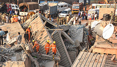 11 dead, 50 rescued after India building...