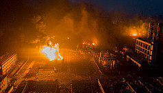 China factory blast death toll jumps...