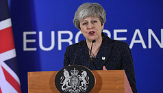 PM May battles to keep control of...