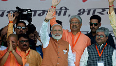 Modi promises 'new India' as he launches...