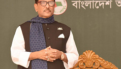 Quader: Vested quarter trying to fish in troubled water over Mushtaq's death