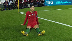 Injured Ronaldo expects to return in...