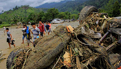 Flash floods kill at least 58 in Indonesia's Papua province