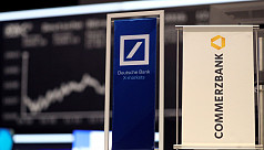 Germany's two top banks launch merger...