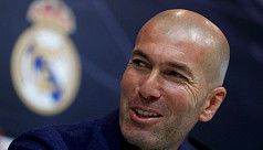 Zidane: Real won't get complacent after Barca slip-ups