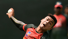 Taskin yearning to be in contention...