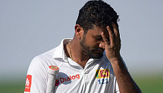Sri Lanka test captain Karunaratne arrested...