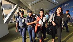 Philippines rearrests Duterte critic...