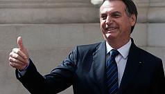 Brazil's Bolsonaro to walk diplomatic...