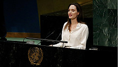 Angelina Jolie at UN speaks out for...
