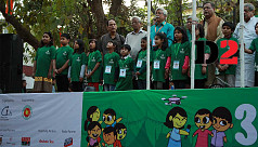 12th International Children's Film Festival Bangladesh kicks off