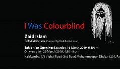 'I was colourblind': An artist's experience of transition