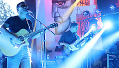 Pink Floyd tribute in Dhaka: Stone Free's 'Another Brick In The Wall'
