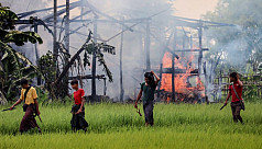 Six killed in Myanmar's Rakhine state...