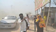 Dhaka has world's worst air for 3rd...