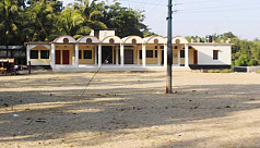 Tk2 crore bus terminal yet to begin operating in Bandarban