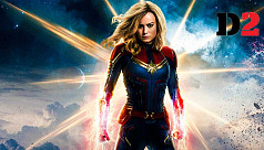 'Captain Marvel' clobbers the competition...