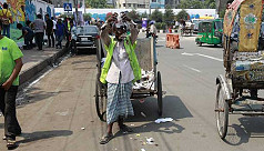Officials stage cleaning drive for DNCC...