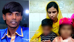 Hero Alom detained for allegedly assaulting wife