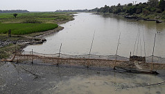 Overfishing in Sunamganj's canals depleting...