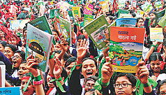 PM Hasina to open new year textbook...