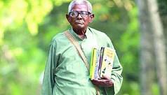 Ekushey Padak winner Polan Sarkar...