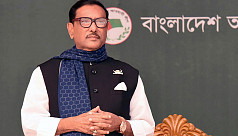 Quader: Chittagong also to have metro rail service
