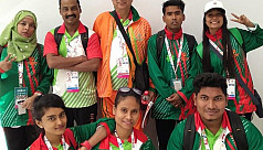Bangladesh add two more golds in Special...