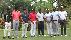 Bangabandhu Cup Golf Open set to start...