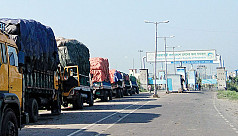 Bangladesh to allow 2,214 trucks of goods stranded at Petrapole port
